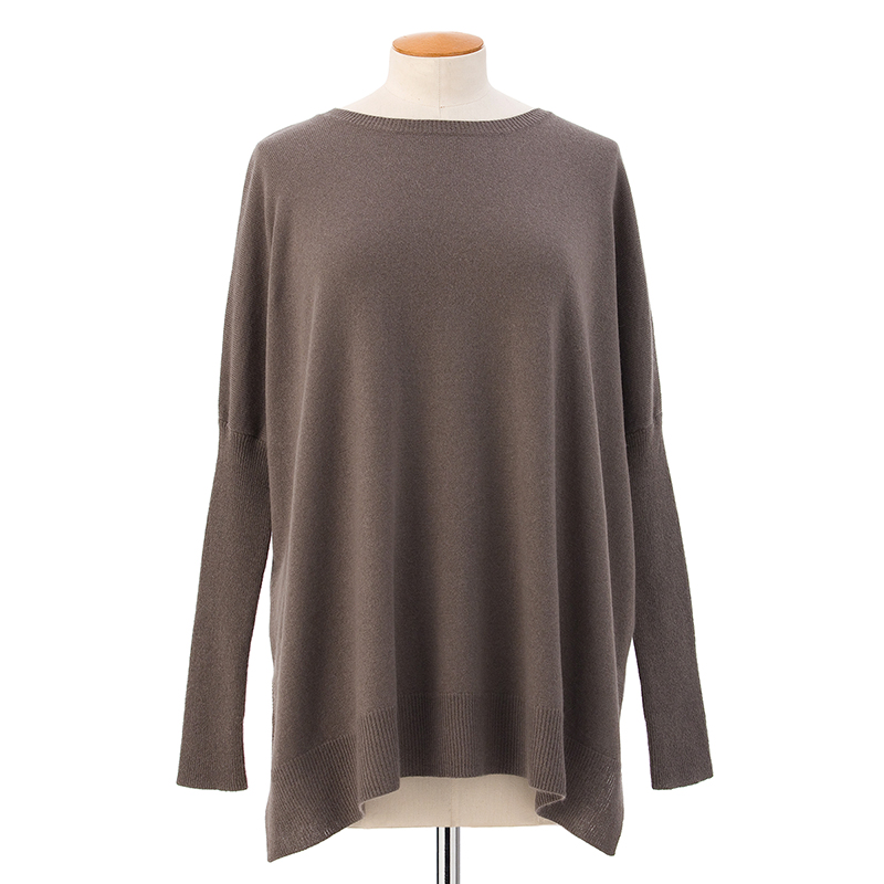 Side slit sweater  <span>100% cashmere</span>