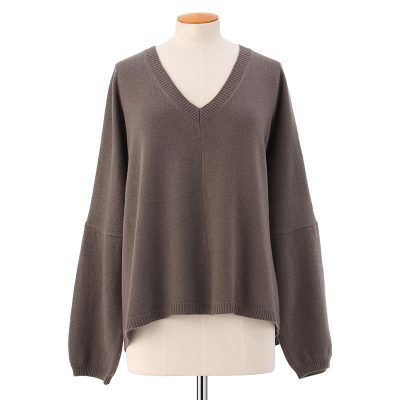 Slouchy sweater  <span>100% cashmere</span>