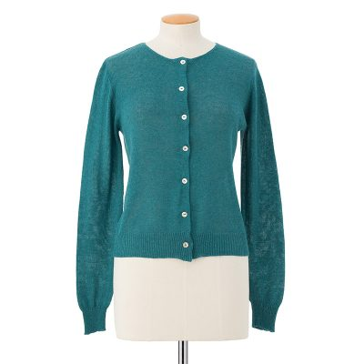 Bess cardigan <span>cotton cashmere</span>
