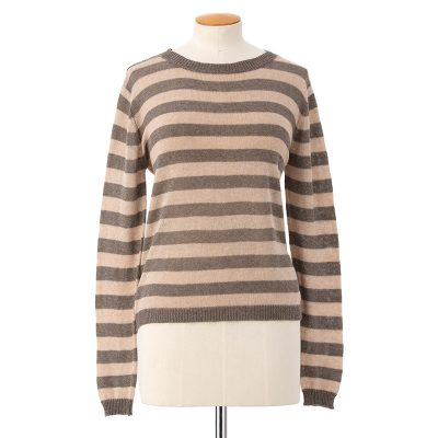Breton sweater <span>cotton cashmere</span>