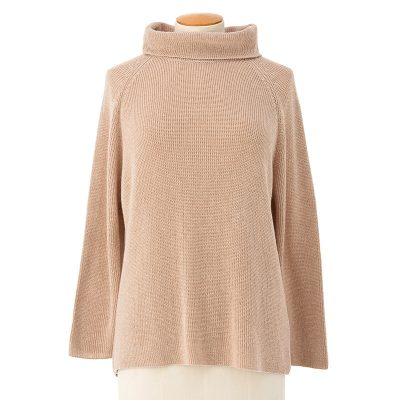 Casual sweater <span>cotton cashmere</span>