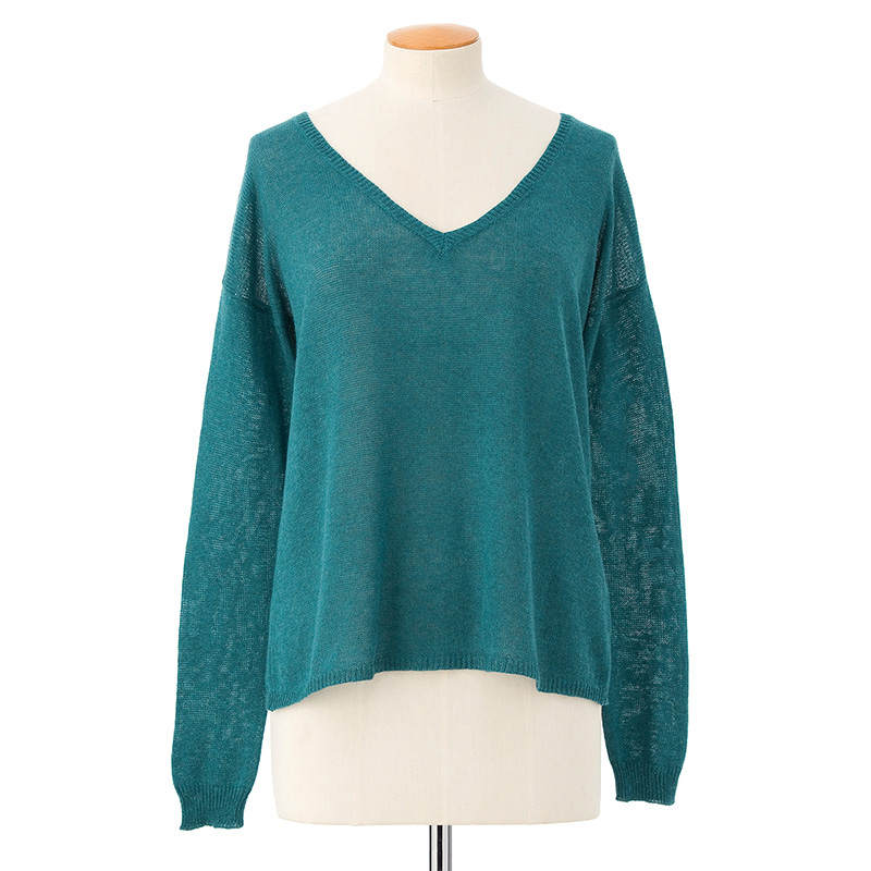 Charlotte sweater <span>cotton cashmere</span>