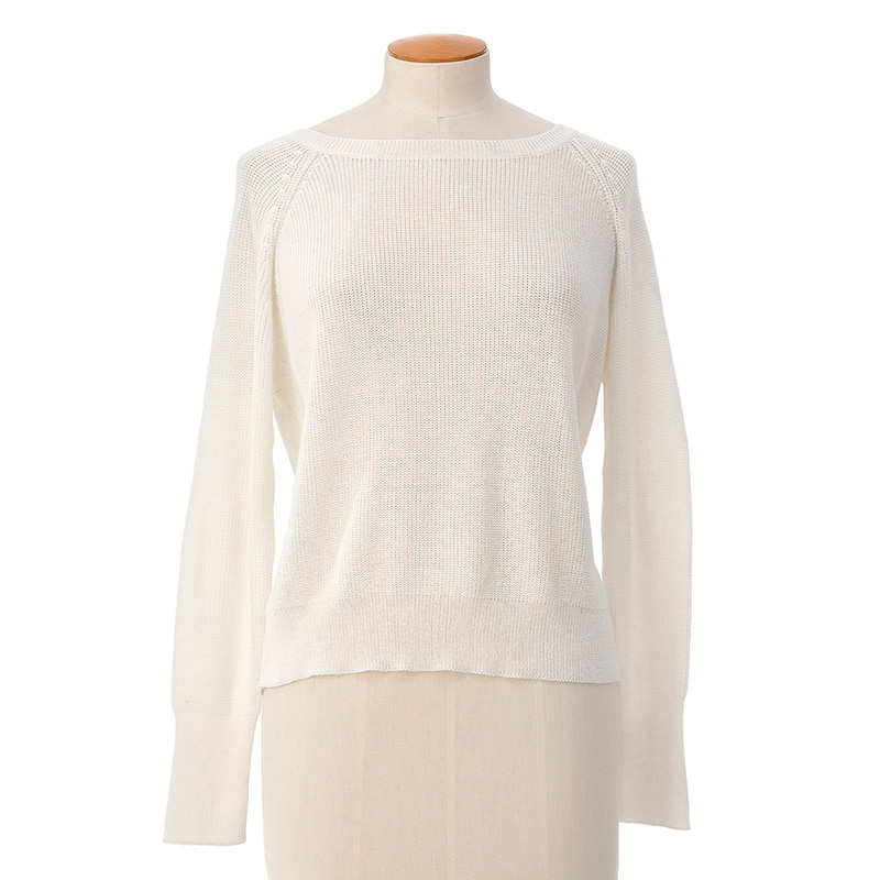 Deborah sweater <span>cotton cashmere</span>