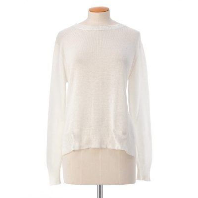 Fiona sweater <span>cotton cashmere</span>