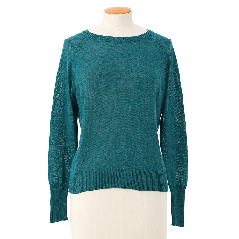 Grace sweater <span>cotton cashmere</span>