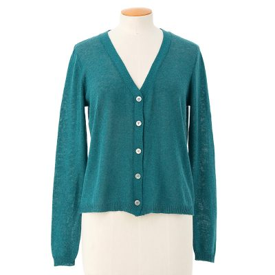 Lily cardigan <span>cotton cashmere</span>