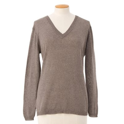 Sarah sweater <span>cotton cashmere</span>