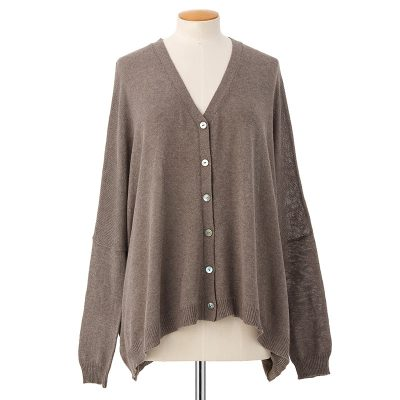 Sienna cardigan <span>cotton cashmere</span>