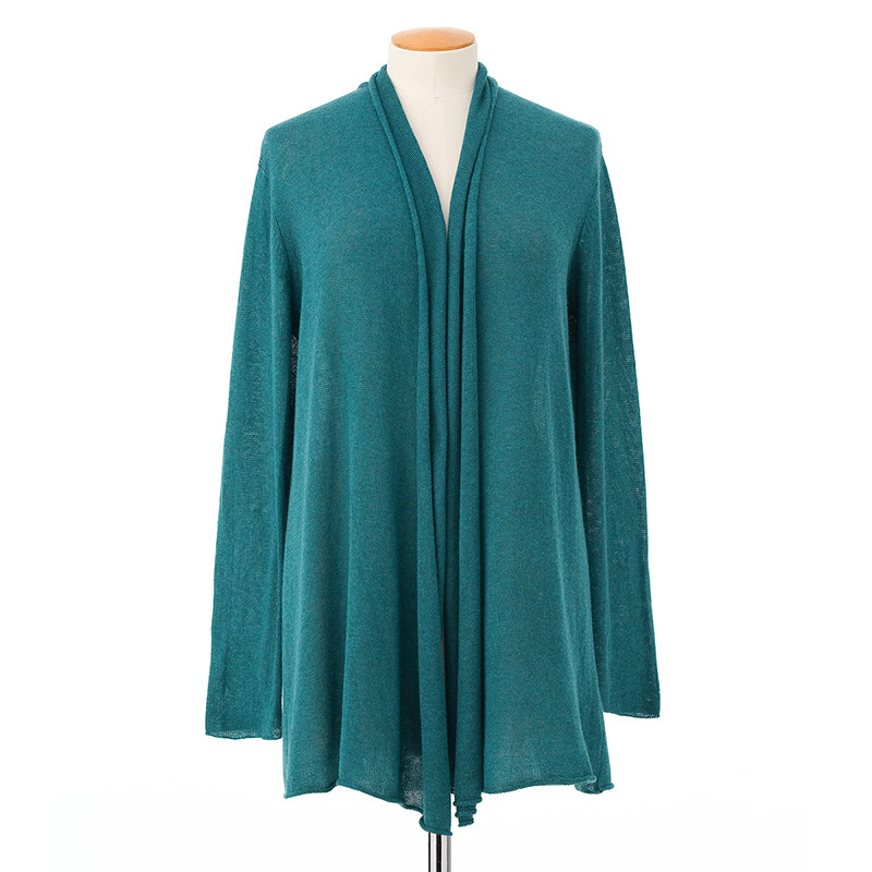 Tara cardigan <span>cotton cashmere</span>