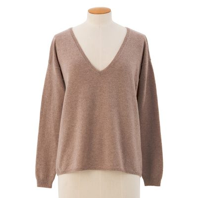 Charlotte sweater<span>100% cashmere</span>