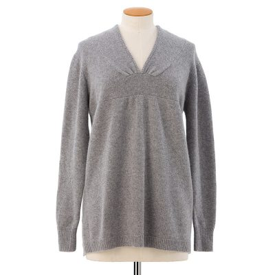 Sweater with hood<span>100% cashmere</span>