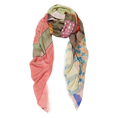 Perdita <span>140 x 140cm, 50% silk/50% modal</span>