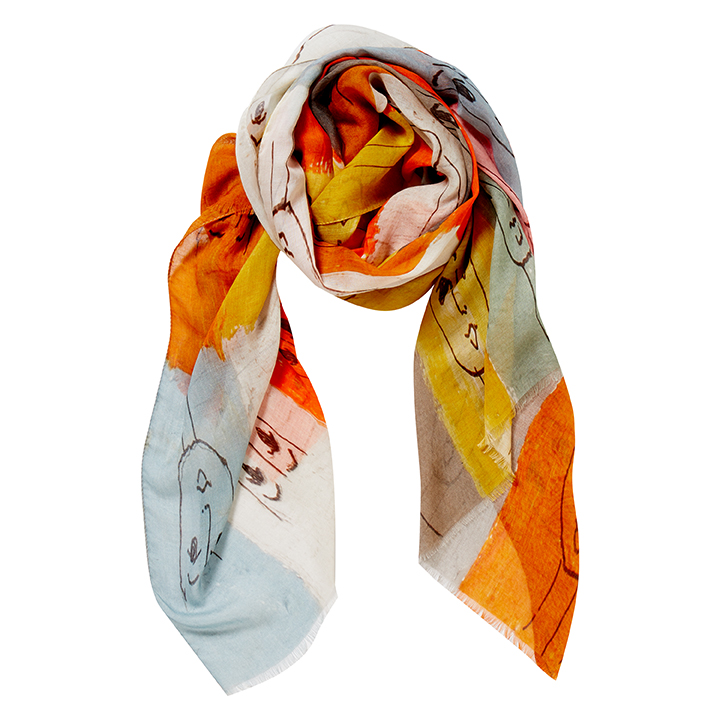 Unique Designer Scarves