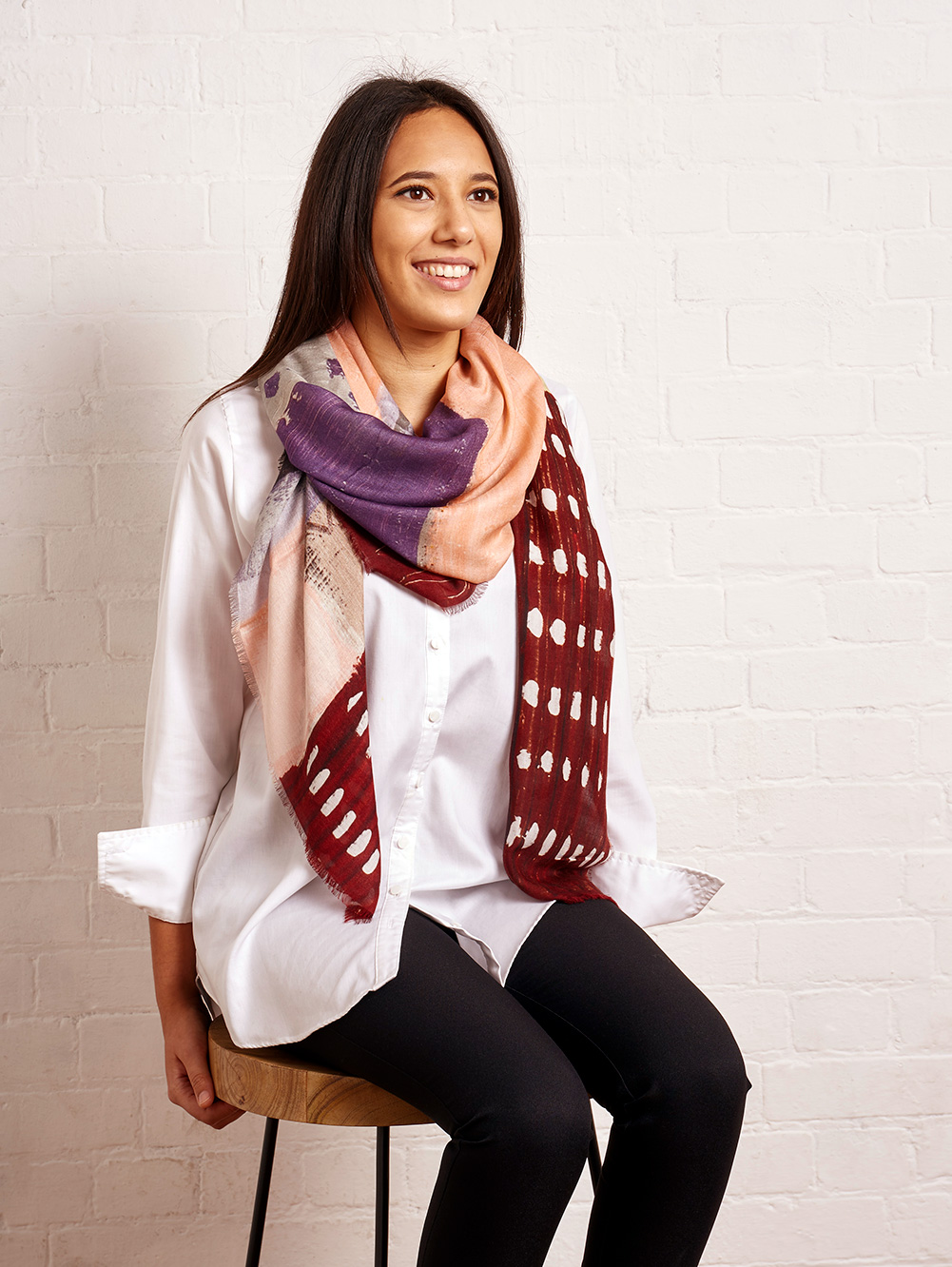 English Weather Silk Scarves Online