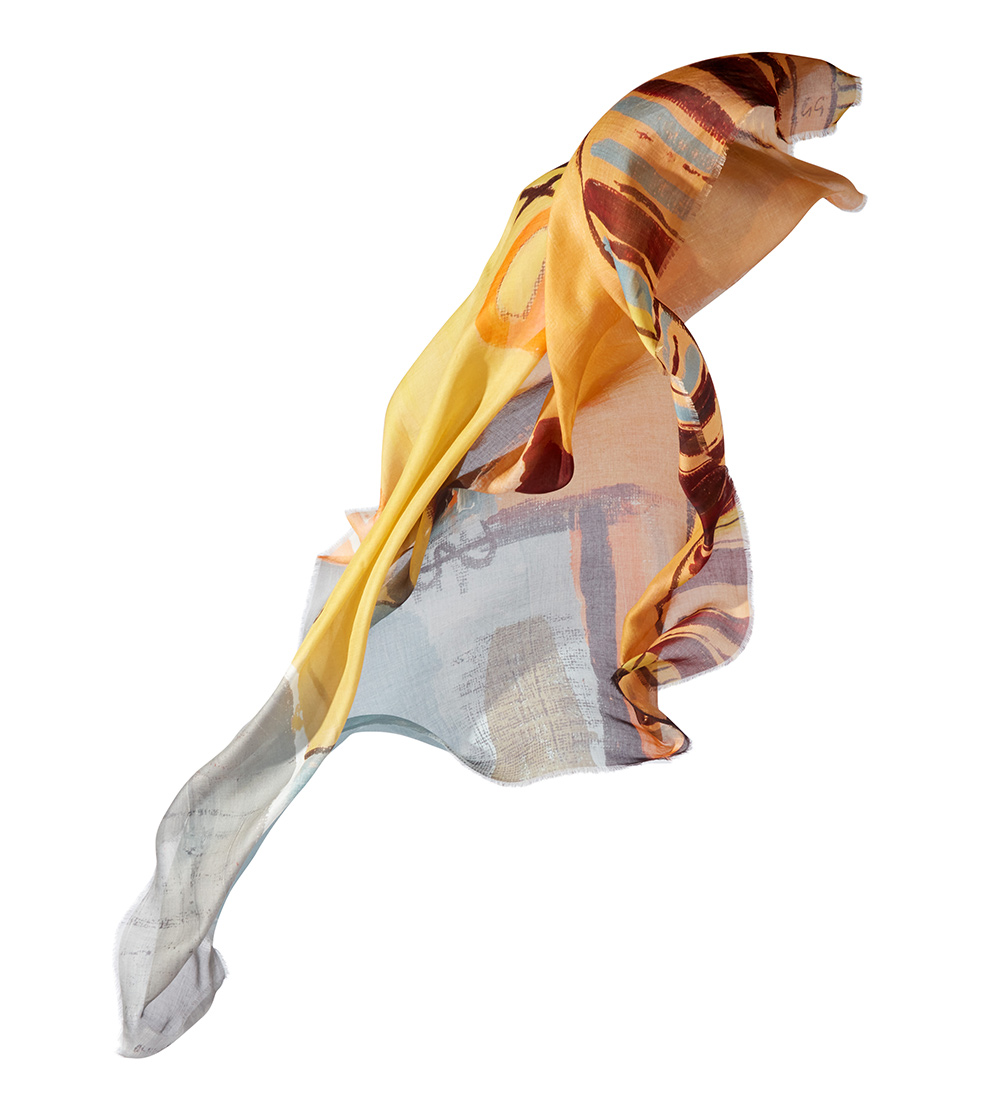 Madeline Summer's Evening Scarf